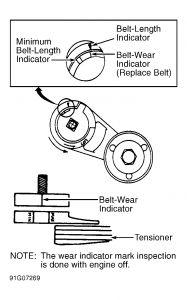 1994 ford probe belt noises problem 1994 ford probe 4 cyl front. Black Bedroom Furniture Sets. Home Design Ideas