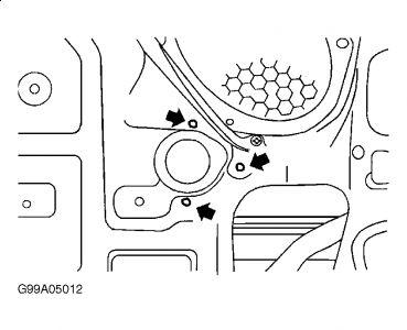 2001 ford windstar drivers side front window electrical. Black Bedroom Furniture Sets. Home Design Ideas