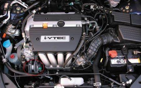 2003 Honda Accord Alternator >> 2003 Honda Accord Sterter and Alternator: Where Excately ...