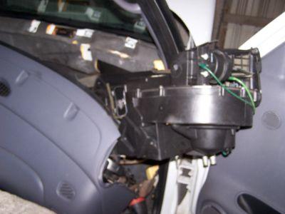 2000 dodge dakota heater core