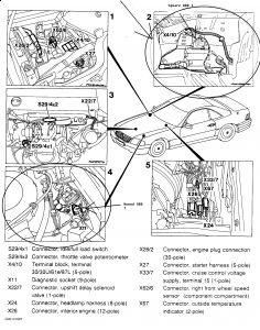 Dodge Ram 2500 Pcm Location in addition 4y0s7 2006 Legacy Turbo Bank Sensor My Cruise No Longer Working moreover Saturn Vue 2001 2004 Fuse Box Diagram furthermore T7859719 O2 sensors side together with Chrysler New Yorker Repair Manual. on subaru front 02 sensor location