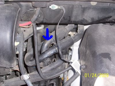 1999 Ford Expedition Front to Back A/c