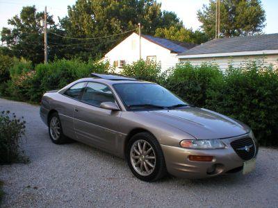 2000 chrysler sebring coupe