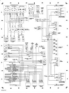1990 gmc c1500 tailights electrical problem 1990 gmc c1500 v8 two rh 2carpros com 1990 gmc sierra radio wiring diagram
