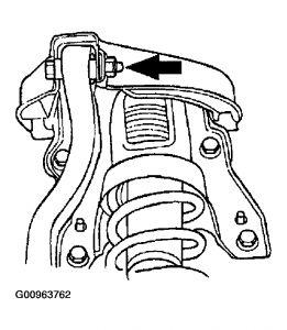 Hyundai Sonata Rear Strut Diagram