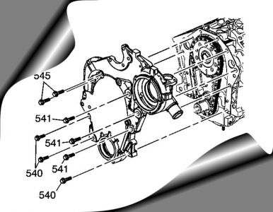 2006 Buick Rendezvous Timing Chain: with My High Milleage I
