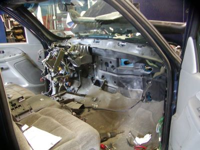 1996 Other Oldsmobile Models Changing The Heater Core