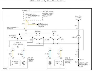2002 chevy cavalier keyless entry power window problem. Black Bedroom Furniture Sets. Home Design Ideas