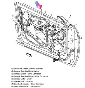 2004 Pontiac Aztek Thermostat Location on 2004 pontiac grand prix fuse box diagram