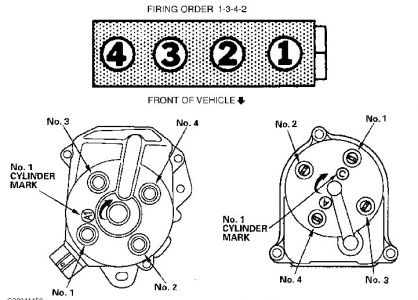 Honda Accord 1974 Honda Accord Internal Air Temperature Sensor besides Honda Accord Plug Wire Layout furthermore  on honda civic running rough