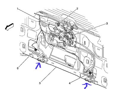 2007 ford f350 6 0 fuse diagram