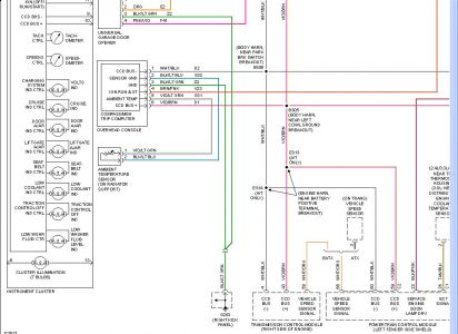 99 Plymouth Voyager Radio Wiring - Wiring Diagram M6 on
