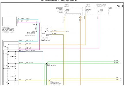 [SCHEMATICS_4UK]  2001 Chevy Venture Brake Lights: About 2 Months Ago My Wife Said ... | Chevy Venture Wiring Harness For Tail Lights |  | 2CarPros