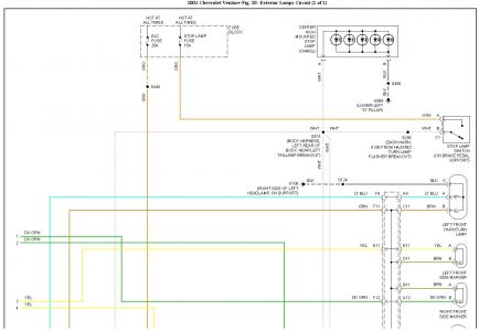 1977 chevy truck tail light wiring diagram 2001 chevy venture brake lights: about 2 months ago my ... #10