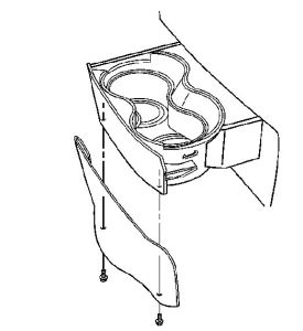 2004 chevy venture radio cd removal or repair. Black Bedroom Furniture Sets. Home Design Ideas