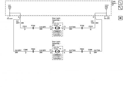 309872_1242066_1 2004 gmc sierra power door lock electrical problem 2004 gmc 2005 GMC Sierra Parts Diagram at n-0.co