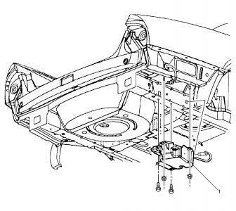 97 Cadillac Deville Air Suspension Wire Diagram