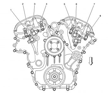 Cadillac Cts 2005 Cadillac Cts Fault Codes P0343   P0367 on cadillac sts engine diagram