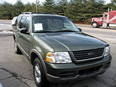 2002 Ford Explorer Transmission Codes  Transmission Problem