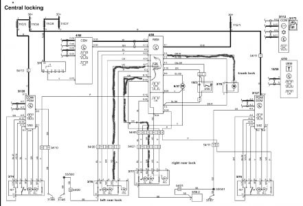 Volvo Vnl Headlight Wiring Diagram