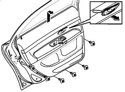 2000 Volvo S80 Door Locks Rear Driver Side Door Lock Will Not