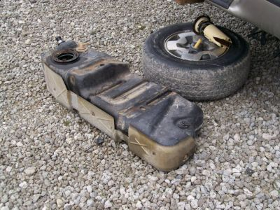 2002 Chevy Blazer Replacing Fuel Pump: I Have Dropped My ...