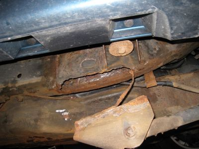 2002 Isuzu Axiom Car Frame Repair Hi I Am Glad I Found