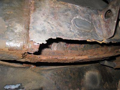 2002 Isuzu Axiom Car Frame Repair: Hi, I Am Glad I Found You. I ...
