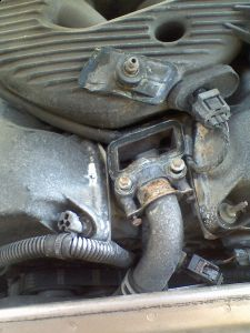 2001 Dodge Intrepid Where Is My Thermostat Located    And Wh