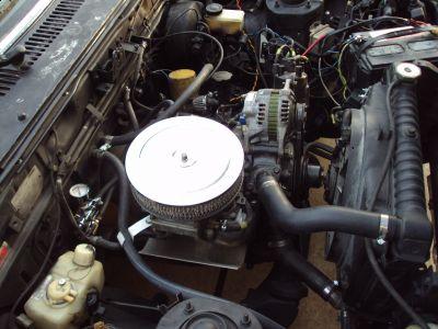 1984 Mazda RX7 Speedometer/odometer/fuel tank