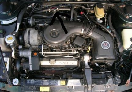 1994 Cadillac Deville No Gas Getting to Engine.