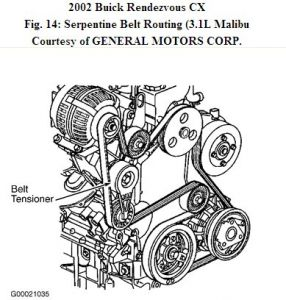 2004 Buick Lesabre Engine Diagram on 1998 Mitsubishi Eclipse Serpentine Belt Diagram