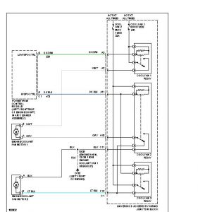 Automotive Electric Fan Relay Wiring Diagram on buick stereo wiring diagram