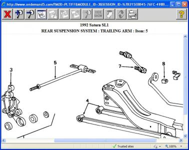 1992 saturn sl1 rear end suspension suspension problem 1992 rh 2carpros com saturn aura rear suspension diagram saturn vue rear suspension diagram