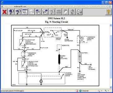 1992 saturn sl2 my 92 saturn wont start: electrical ... 1996 saturn starter wiring diagram 1996 saturn sl1 engine diagram