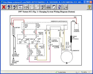 1991 saturn sl2 wiring diagram 1998 saturn sl2 wiring diagram 1997 saturn sc1 alternator: electrical problem 1997 saturn ...