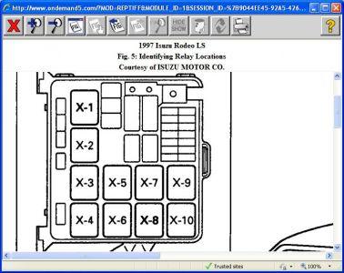 2000 isuzu ftr wiring diagram isuzu pup wiring diagram wiring diagram   odicis isuzu ftr fuse box location 2017 Isuzu FTR