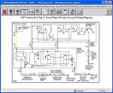 1997 saturn sc1 wipers interior problem 1997 saturn sc1 4 cyl