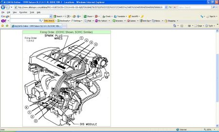 1999 saturn sl2 spark plug wire diagram - wiring diagram ... 1999 saturn sl1 wiring diagram free download 1999 saturn sl1 engine diagram