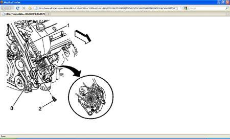 Http Www 2carpros Forum Automotive Pictures 416332 2000 Caddy Seville Sls Alternator Part1 1