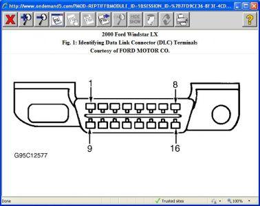 2000 ford windstar electrical problem 2000 ford windstar. Black Bedroom Furniture Sets. Home Design Ideas