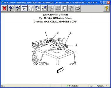 Http Www 2carpros Forum Automotive Pictures 416332 2005 Chvy Colorado Battery Replacement Part2 1