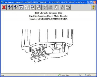 2006 chevy silverado blower motor resistor wiring diagram 2006 chevy silverado fan motor not working: after having a ... 1992 buick roadmaster blower motor resistor wiring