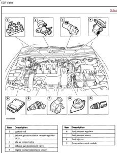 418583_2000_Cougar_EGR_2 1999 mercury cougar diagram 1999 kia sportage diagram \u2022 free Mercury Cougar Air Conditioning Diagram at bakdesigns.co