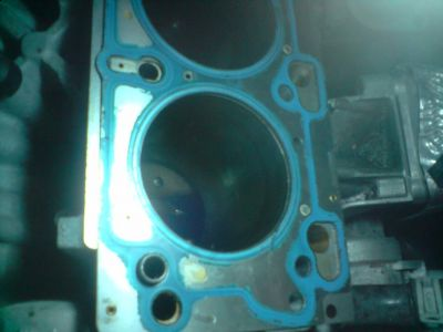 Chrysler C Engine Block Crack