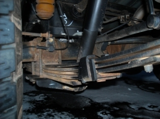 2006 Hummer H3 Rust Is This Rust On The Undercarriage