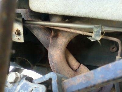1997    Jeep       Wrangler    Exhaust Manifold  I Have a  Y  Pipe