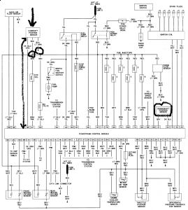 1997 ford aerostar 97 aerostar engine mifire: engine ... 1993 ford explorer engine diagram