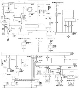 Runner on 1999 4runner Fuse Diagram