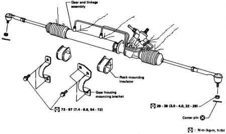 2000 Mercury Villager Engine Diagram